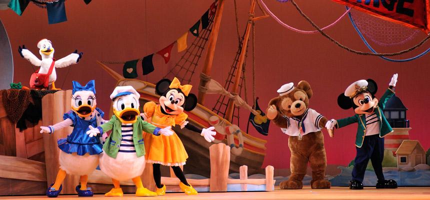 【当日OK!】ショーが楽しめる!ディズニーシーのおすすめレストラン【ダッフィー・ドナルド】
