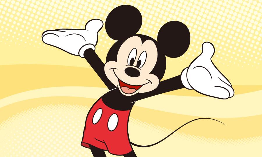 【ミッキーマウス・声】日本・アメリカの声優は誰?声真似のコツは!?