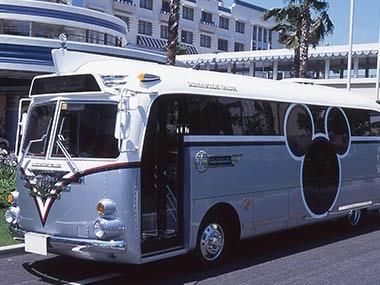 【アンバサダーホテル・バス時間】ランドへシーへ♪バスの混雑は!?