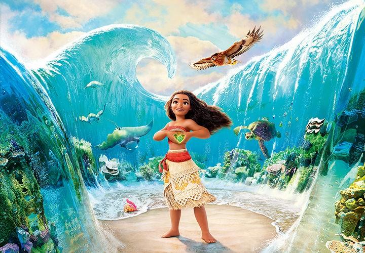 【モアナと伝説の海】海に選ばれた少女の物語、ストーリーを徹底解説!