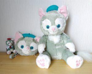 【ディズニーシー・新キャラクター】猫ちゃんの名前は?【ジェラトーニ&ステラ・ルー】