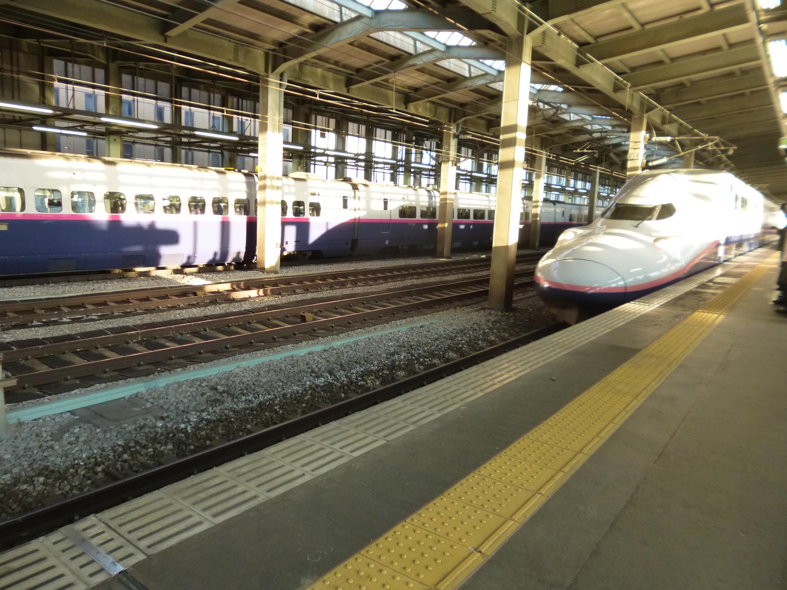 【舞浜駅から東京駅・行き方】新幹線・徒歩何分・八重洲南口バス乗り場