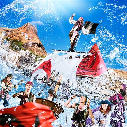 【ディズニーシー2017・夏イベントはパイレーツオブカリビアン!】ジャック・スパロウ&内容&グッズ予想