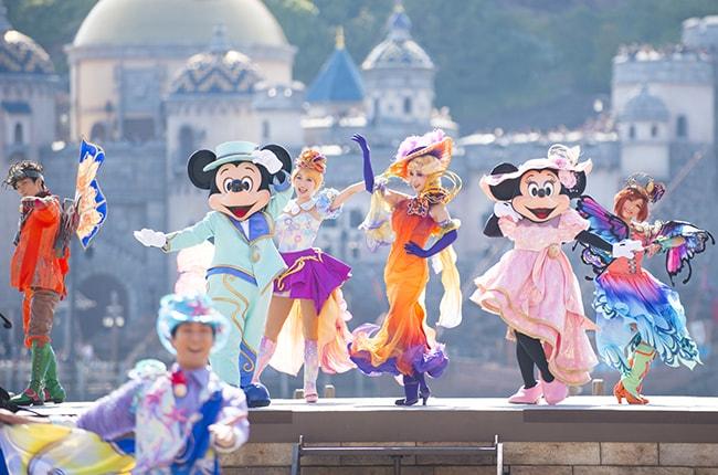 【ファッショナブルイースター2017】時間はいつ?デザイナーの名前・ダンサーの衣装は!?【ディズニーシー】