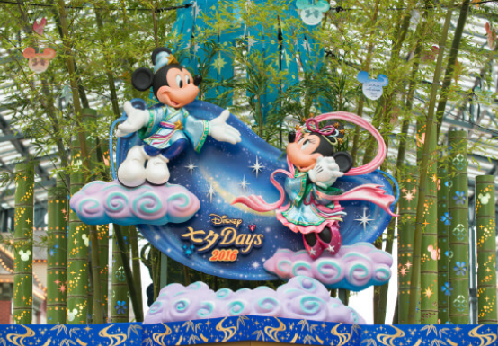 【ディズニー2017七夕】レストランのメニュー・ダッフィーグッズ・お菓子のお土産紹介♪