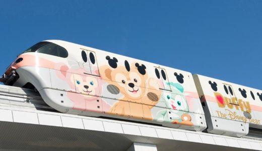 【リゾートライン・フリーきっぷ】始発と時刻表・Suicaは使える・BGMリスト【東京ディズニーリゾート】