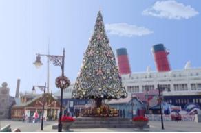 【ディズニーシー】クリスマスウィッシュ2017・ショー情報!【混雑・時間・場所】