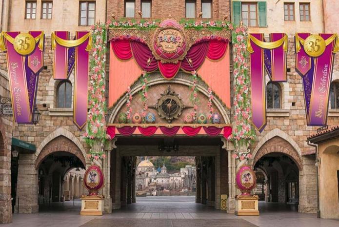 【イースター2018はいつ?】ディズニーランド・ディズニーシーのショー&メニューは?