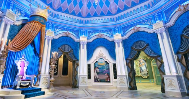 【ディズニーランド・フェアリーテイルホール】写真・プロポーズ・フラッシュ演出は!?【シンデレラ城】