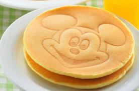 【ディズニーランド】朝食パンケーキ!【値段・カロリー・食べ放題】