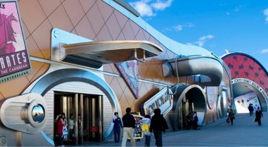 【舞浜駅からディズニーランドまで何分】徒歩・歩き・行き方・時間ない時
