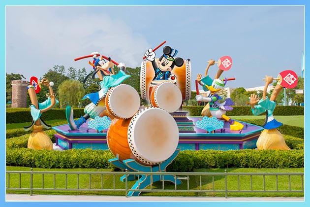 ディズニー夏祭り2018