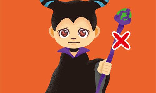 【TDR】ハロウィンを楽しく!仮装し放題な毎日を楽しむために必要なマナー