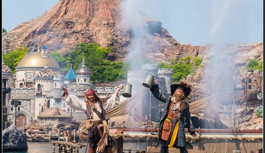 【TDS】海賊の夏がやってきた!「ディズニー・パイレーツ・サマー」徹底紹介!