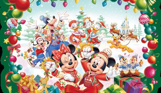 【TDL】2018年最新!ディズニー・クリスマスのパレード情報を紹介