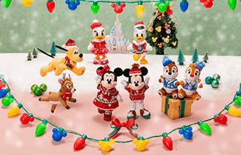 【TDL】ディズニー・クリスマス限定グッズ20選!クリスマスカラーがおしゃれ☆