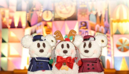 【TDL】冬の思い出に「メイク・イット・マイン」でミッキーやミニーの雪だるまを作ろう
