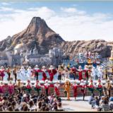 ディズニー・クリスマス 限定メニュー