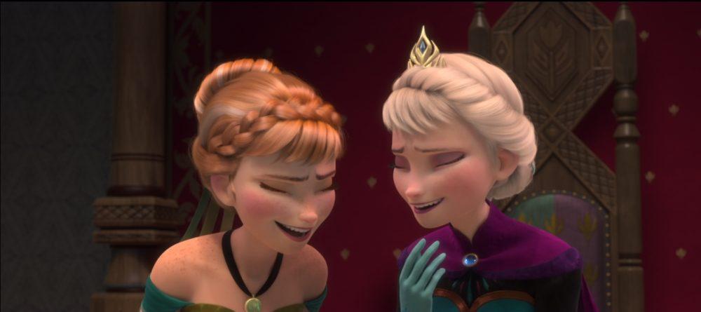 『アナと雪の女王』より
