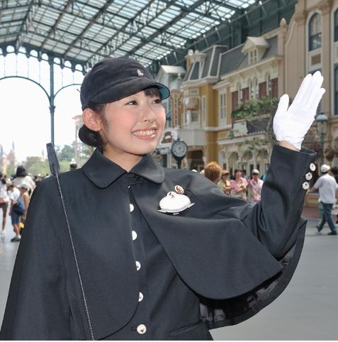 東京ディズニーリゾート キャスト職種一覧